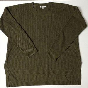 Madewell warmlight pullover sweater- medium